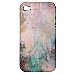 Cold Stone Abstract Apple Iphone 4/4s Hardshell Case (pc+silicone)