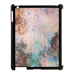 Cold Stone Abstract Apple Ipad 3/4 Case (black)