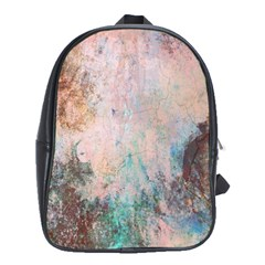 Cold Stone Abstract School Bags (xl)