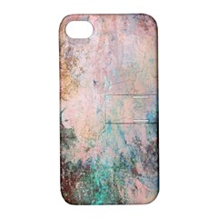 Cold Stone Abstract Apple Iphone 4/4s Hardshell Case With Stand