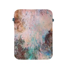 Cold Stone Abstract Apple Ipad 2/3/4 Protective Soft Cases