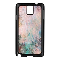 Cold Stone Abstract Samsung Galaxy Note 3 N9005 Case (black)