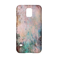 Cold Stone Abstract Samsung Galaxy S5 Hardshell Case