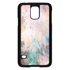 Cold Stone Abstract Samsung Galaxy S5 Case (black)
