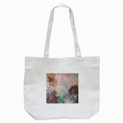 Cold Stone Abstract Tote Bag (white)