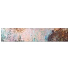 Cold Stone Abstract Flano Scarf (Small)