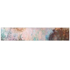 Cold Stone Abstract Flano Scarf (Large)