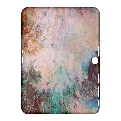 Cold Stone Abstract Samsung Galaxy Tab 4 (10 1 ) Hardshell Case