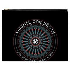 Twenty One Pilots Cosmetic Bag (XXXL)