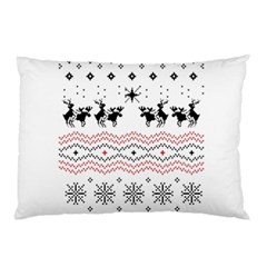Ugly Christmas Humping Pillow Case (Two Sides)