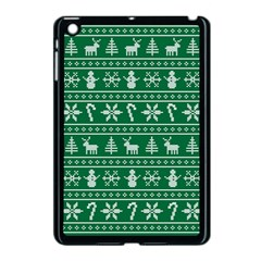 Ugly Christmas Apple iPad Mini Case (Black)