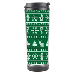Ugly Christmas Travel Tumbler