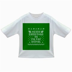 Ugly Christmas Sweater Infant/Toddler T-Shirts