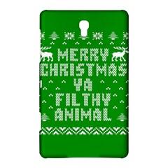 Ugly Christmas Sweater Samsung Galaxy Tab S (8.4 ) Hardshell Case