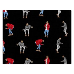 Drake Ugly Holiday Christmas Rectangular Jigsaw Puzzl