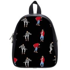 Drake Ugly Holiday Christmas School Bags (small)