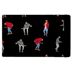 Drake Ugly Holiday Christmas Apple iPad 2 Flip Case