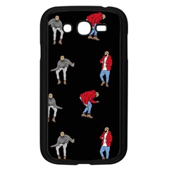 Drake Ugly Holiday Christmas Samsung Galaxy Grand Duos I9082 Case (black)