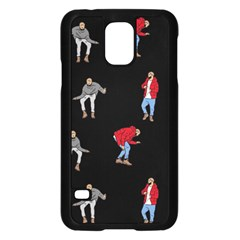 Drake Ugly Holiday Christmas Samsung Galaxy S5 Case (Black)