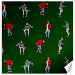 Drake Ugly Holiday Christmas Canvas 16  x 16