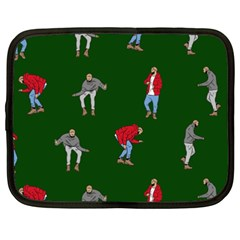 Drake Ugly Holiday Christmas Netbook Case (XXL)
