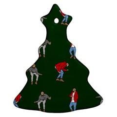 Drake Ugly Holiday Christmas Ornament (Christmas Tree)