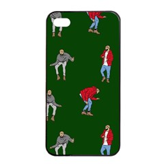 Drake Ugly Holiday Christmas Apple iPhone 4/4s Seamless Case (Black)