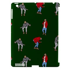 Drake Ugly Holiday Christmas Apple Ipad 3/4 Hardshell Case (compatible With Smart Cover)