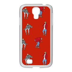 Drake Ugly Holiday Christmas Samsung GALAXY S4 I9500/ I9505 Case (White)