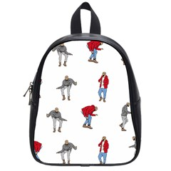 Drake Ugly Holiday Christmas School Bags (Small)