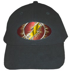 Flash Flashy Logo Black Cap