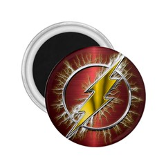 Flash Flashy Logo 2.25  Magnets