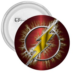 Flash Flashy Logo 3  Buttons