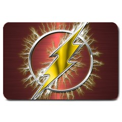 Flash Flashy Logo Large Doormat