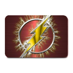 Flash Flashy Logo Plate Mats
