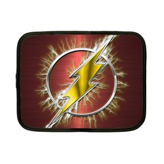 Flash Flashy Logo Netbook Case (Small)