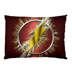 Flash Flashy Logo Pillow Case