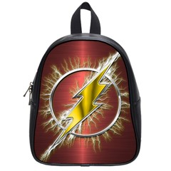 Flash Flashy Logo School Bags (Small)