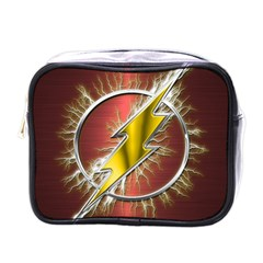 Flash Flashy Logo Mini Toiletries Bags