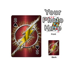 Flash Flashy Logo Playing Cards 54 (Mini)