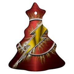 Flash Flashy Logo Ornament (Christmas Tree)