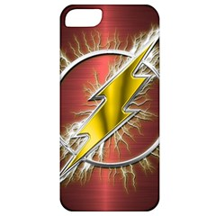 Flash Flashy Logo Apple iPhone 5 Classic Hardshell Case