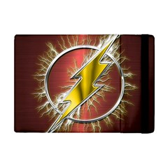 Flash Flashy Logo Apple iPad Mini Flip Case