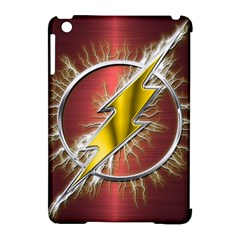 Flash Flashy Logo Apple iPad Mini Hardshell Case (Compatible with Smart Cover)