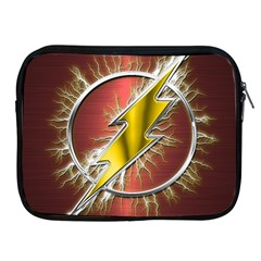 Flash Flashy Logo Apple iPad 2/3/4 Zipper Cases