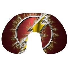 Flash Flashy Logo Travel Neck Pillows