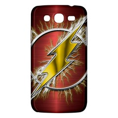 Flash Flashy Logo Samsung Galaxy Mega 5.8 I9152 Hardshell Case