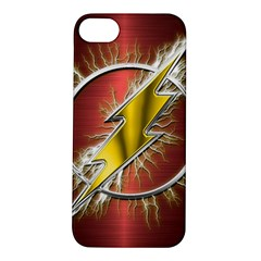 Flash Flashy Logo Apple iPhone 5S/ SE Hardshell Case