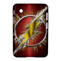 Flash Flashy Logo Samsung Galaxy Tab 2 (7 ) P3100 Hardshell Case