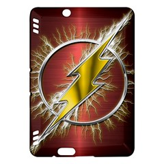 Flash Flashy Logo Kindle Fire HDX Hardshell Case